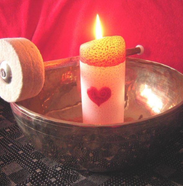Entspannung: Klangkonzert und Meditation