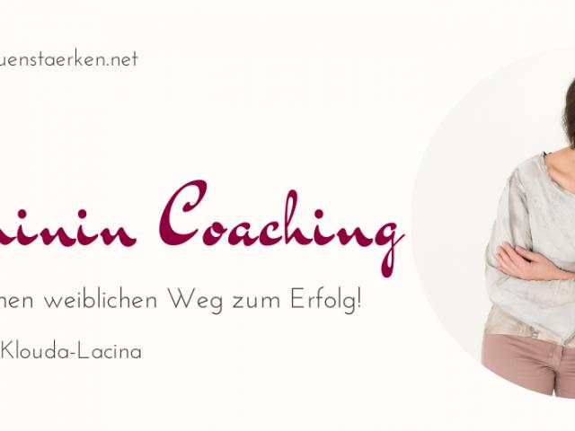 Martina Klouda-Lacina I Frauenstärken