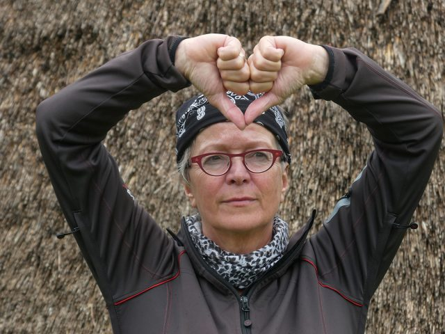 Magy Bernhard – TEM-Wyda-Trainerin