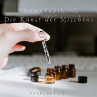 Aromatraining: Die Kunst des Mischens